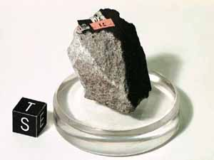 Метеорит Бородино, кликни чтобы увеличить