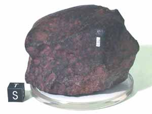 Метеорит Хмелевка, кликни чтобы увеличить